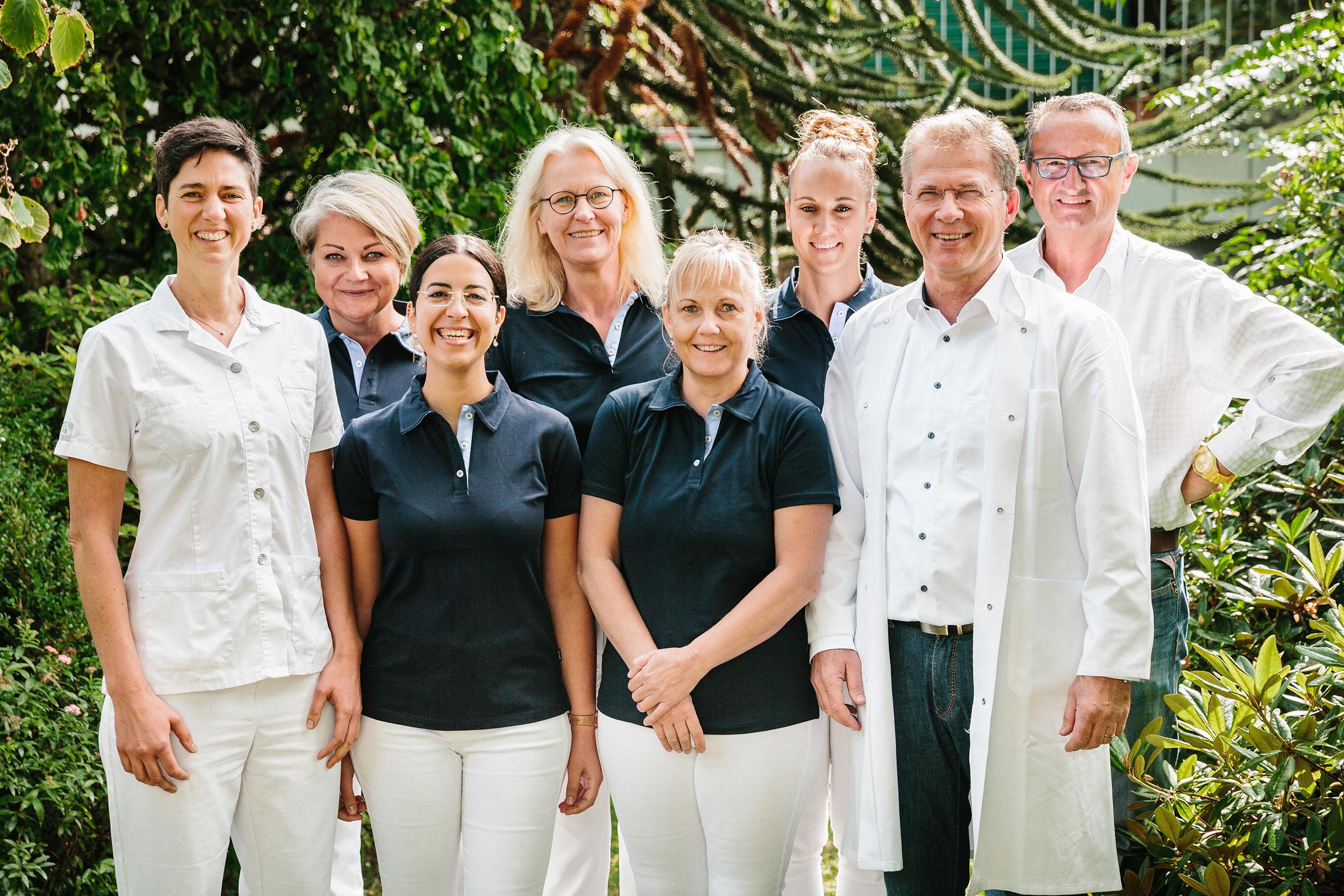 Team Zahnarztpraxis Clasen